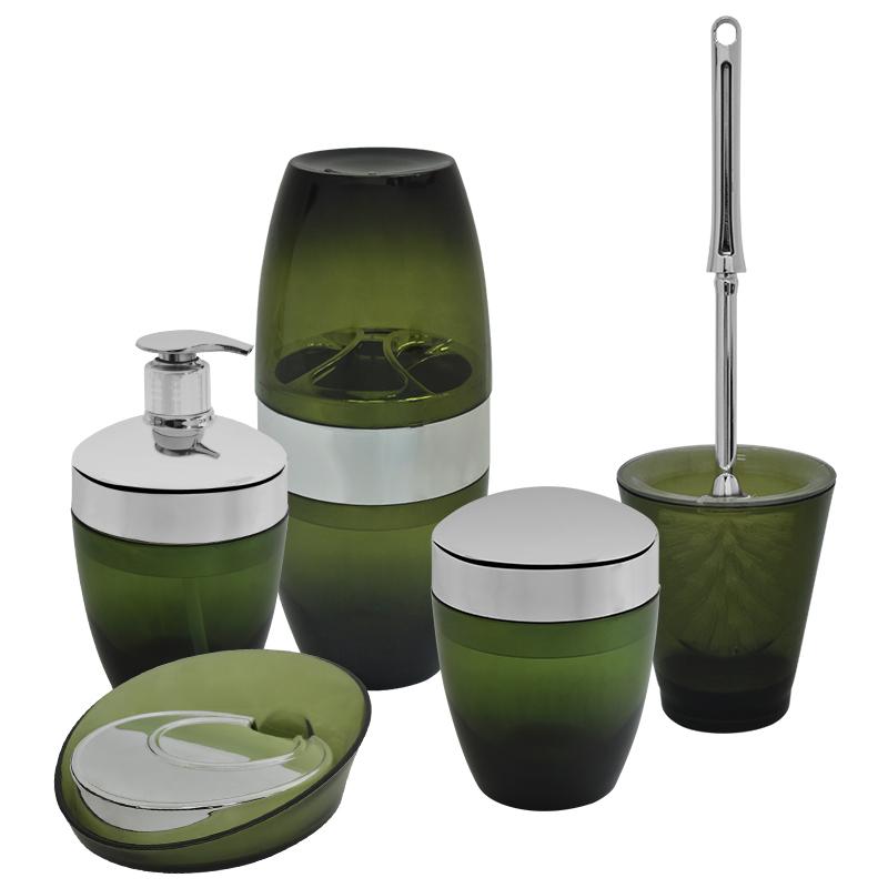 Accesorios de acr lico y pl stico almacenes boyac for Accesorios bano verde