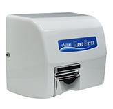 Secador de Mano Automático Blanco de 1800W