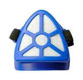 Máscara de Protección para Polvo de Plástico
