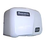 Secador de Mano Automatico Blanco de 1.800W