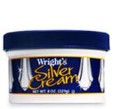 Crema para plata Wright's