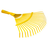 Jardinería Rastrillo Tipo Abanico Silk  con 22 Dientes