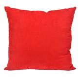 Cojín de Microfibra  Rojo
