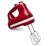 Batidora Digital Manual 5 Velocidades Roja Kitchen Aid