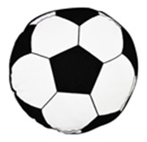 Cojín de Microfibra Soccer 45x45cm
