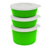 Deli Lunch Verde en Set de 3 Piezas