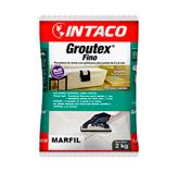 Groutex Fino Marfil de 2 Kg Intaco