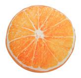 Cojín Redondo Diseño de Naranja 38cm
