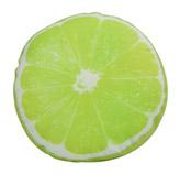 Cojín Redondo Diseño de Limón 38cm