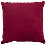 Cojín Diamond Burgundy 45x45cm