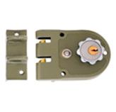 Cerradura de Engrampe Sobreponer para Puerta SK 625 Silk
