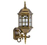 Lámpara de Pared para Exterior Cage