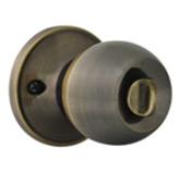 Cerradura Ball Bronce Antiguo AYB