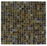 Mosaico de Vidrio Marmol Tierra 32.7x32.7cm (.107)