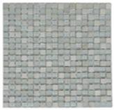 Mosaico de Vidrio Marmol White 30x30cm (.09)