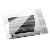 Porta Libro de Cocina con Bandeja de Vidrio