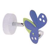 Lámpara móvil de 1 Spots Mariposa