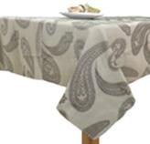 Mantel con Figuras Decorativas Habano