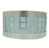 Lámpara Para Pared Con Diseño De Cuadros