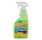 Limpiador para Mantenimiento de Pisos de Madera  Binner