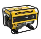 Generador 5.0 KW a Gasolina Silk