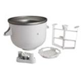 Fabricadora Blanca de Helados para Batidora Kitchen Aid