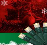 Luces Navidad Led x 100 con Control