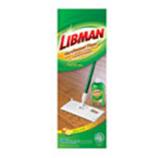 Mopa con Asa y Liquido de Limpieza para Pisos de Madera en Set de 4 Piezas Libman