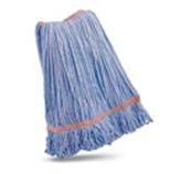 Mopa Azul de Fibra de 15cm  para Trapeador Libman
