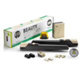 Abrepuerta Beauty Batientes 2MT. 220V / 24V kit