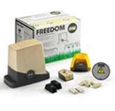 Abrepuertas Freedom 4 para Puertas Corredizas 400kg 220v/24v Byou