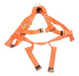 Cinturón Industrial Tipo Paracaídas 3 Anillos Silk