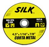 Disco Corta Metal 1/16x7/8