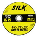 Disco Corta Metal 1/8x7/8