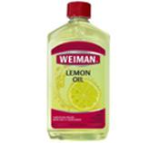 Aceite Limpiador para Muebles  Lemon Oil Weiman