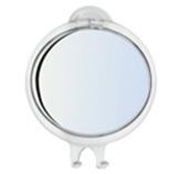 Espejo Transparente con Ventosa