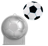 Molde de Bola de Futbol Wilton