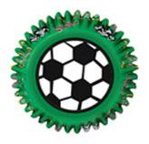 Pirutin Soccer en Set de 50 Piezas Wilton