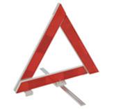 Triangulo Reflectivo de 30cm