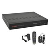 DVR Digital de 4 Canales de 100 FPS y 1 Canal de Audio