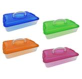 Organizador Apilable en Varios Colores