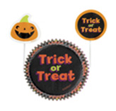 Pirutin Trick Or Treat en Set de 24 Piezas Wilton