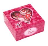 Caja con Diseño de Corazón para Dulces en Set de 3 Piezas Wilton