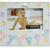 Porta Retrato Diseño Baby 19.5x18cm Concepts