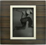 Porta Retrato Zebrano 25x25cm Concepts