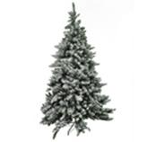 Àrbol de Navidad  Nevada de 7 Pies 1120 Tips