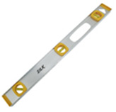 Nivel de Aluminio 3 Gotas 24