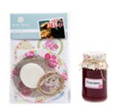 Cubierta en Kit para Frasco Floral Treats