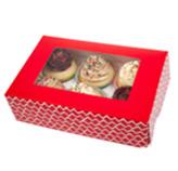 Caja Christmas para 6 Cupcake Daisy Darcy