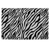 Individual con   Diseño de Zebra 30x45cm Concept
